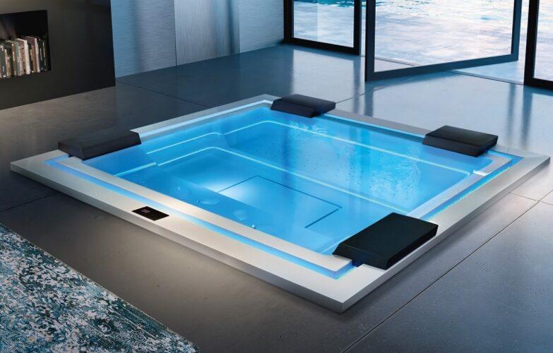 Vasche idromassaggio di design Lerici